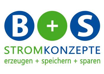 Logo Firma B+S Sicherheits- und Elektrotechnik GmbH in Altenstadt